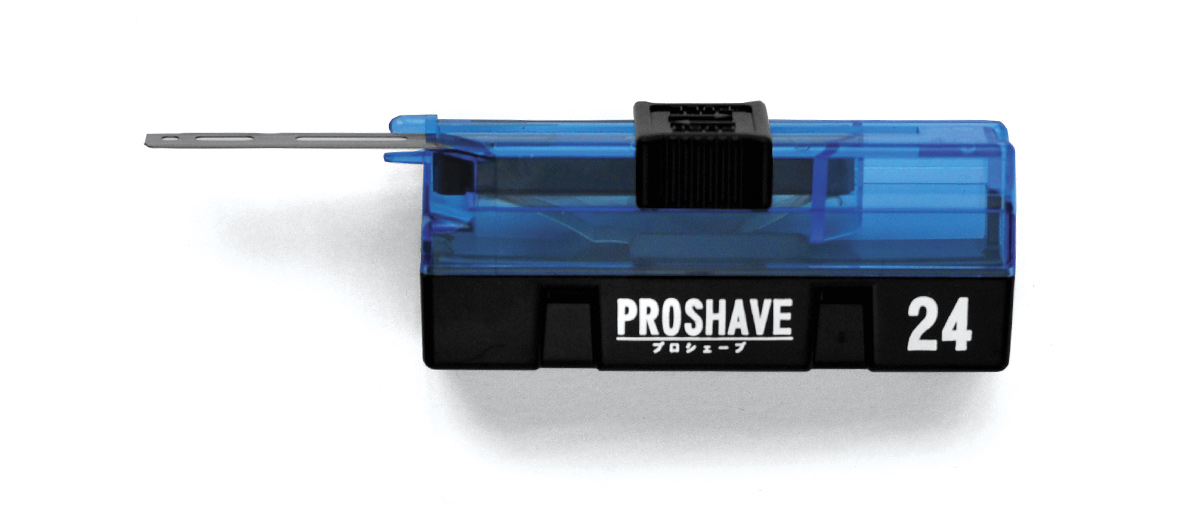 Pro Shave Razor Klingen